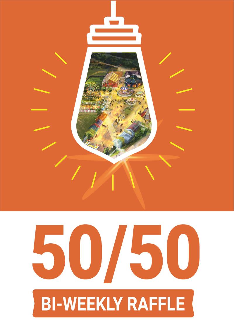 50-50 Raffle May